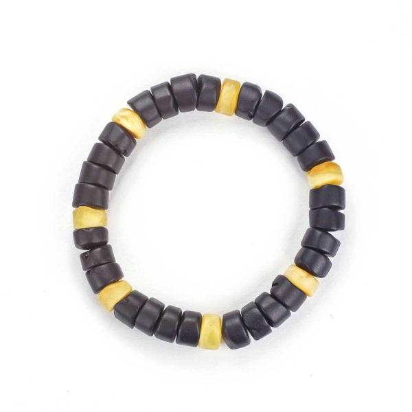 amber-bracelet-cherry-and-yellow-pieces-2