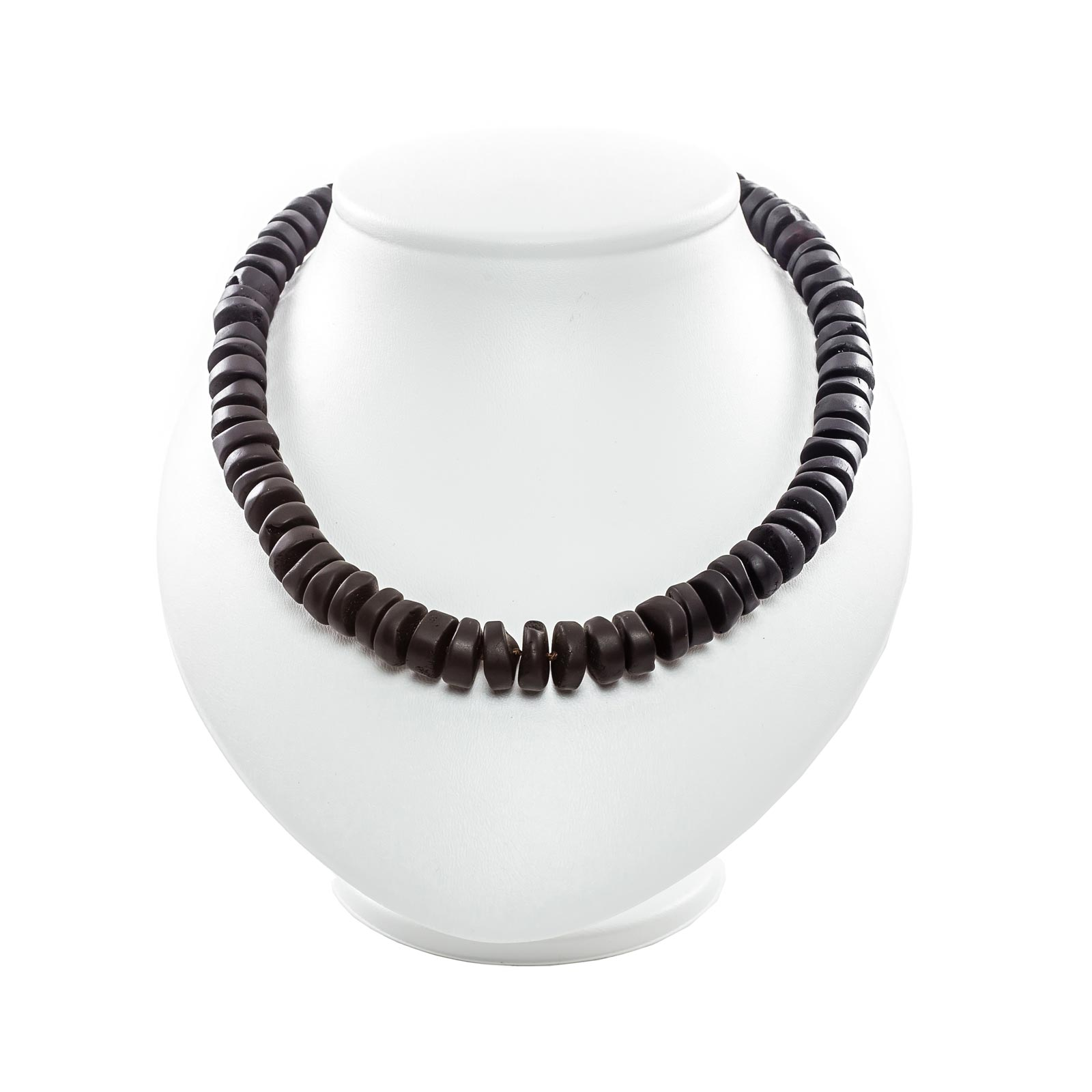 """Natural Baltic Amber Necklace """"Muss"""""""