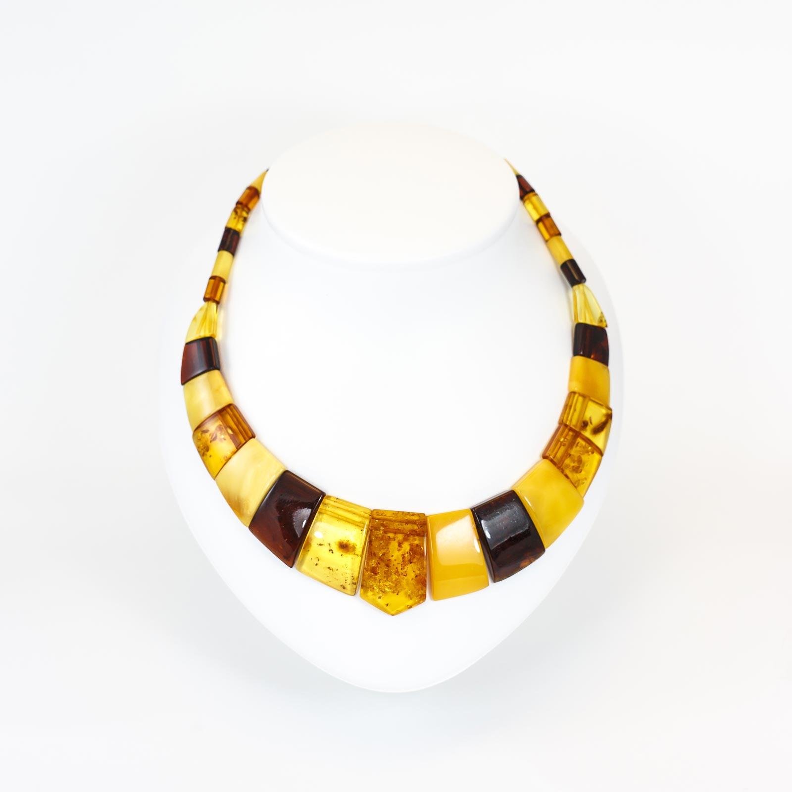 """Natural Baltic Amber Necklace """"Cleopatra"""""""