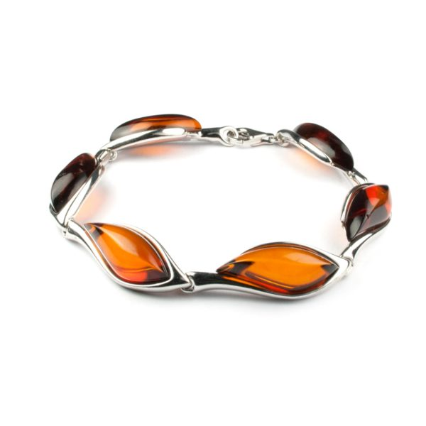 silver-bracelet-with-natural-baltic-venera-cherry
