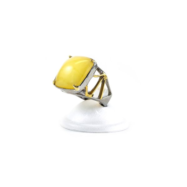 silver-ring-with-amber-piece-harmony-2