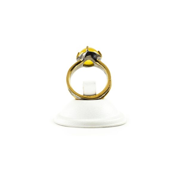 silver-ring-with-amber-stone-ola-4