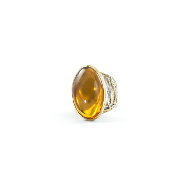 silver-ring-with-amber-stone-relict-4