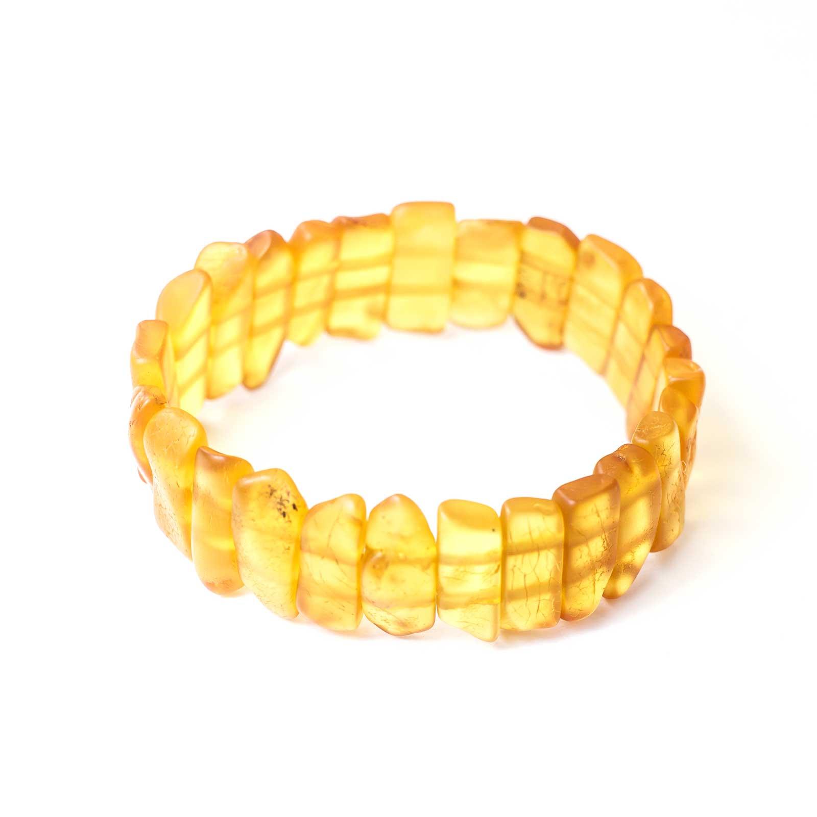"""Natural Baltic Amber Bracelet """"Belle"""""""