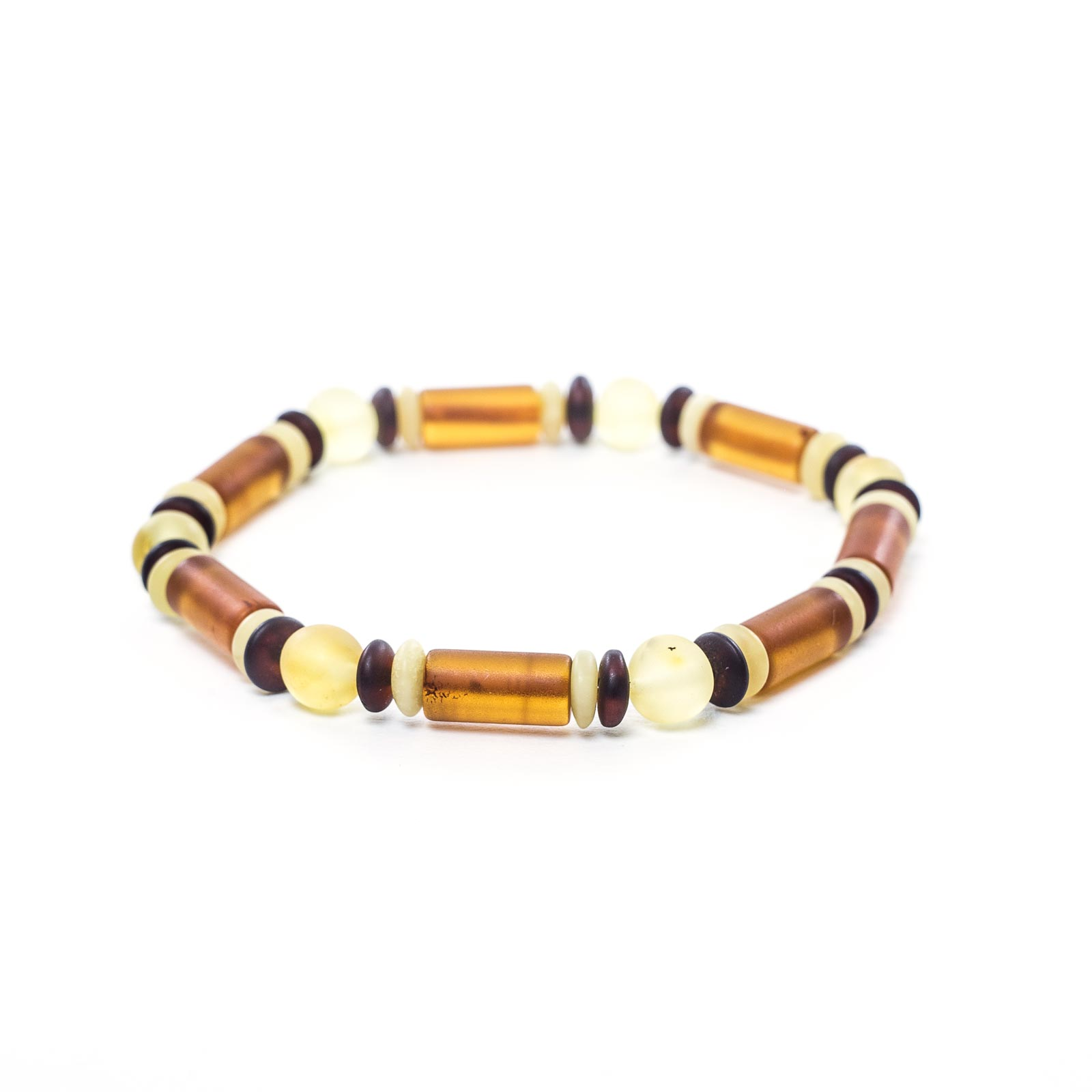 "Unisex Amber Bracelet ""Energy"""