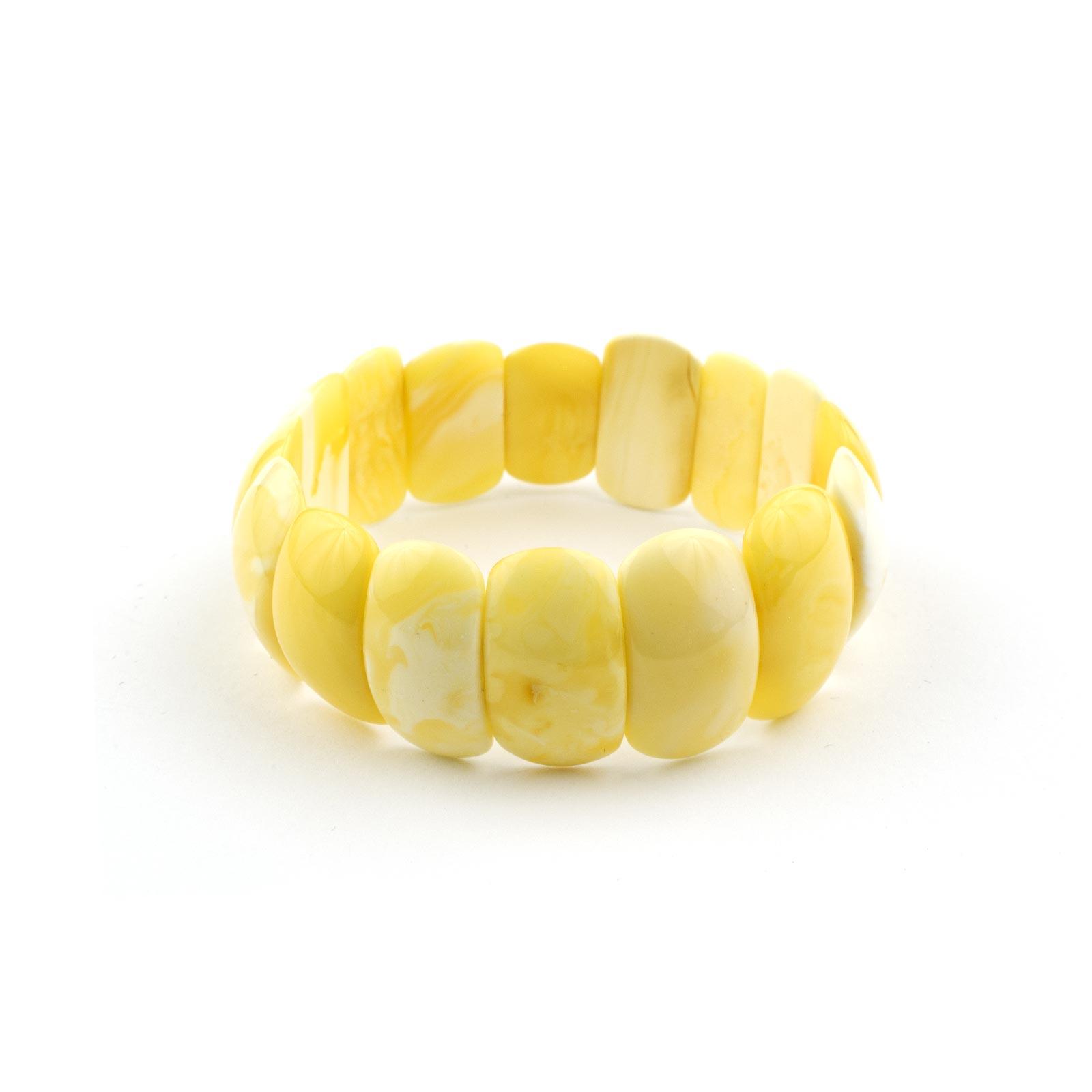 Butterscotch Natural Amber Bracelet